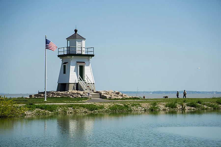 Contact - Lighhouse On The Coast In Amherst Ohio
